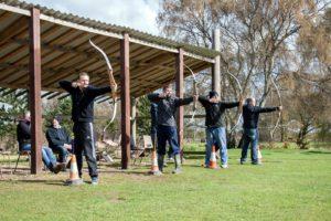 archery archers