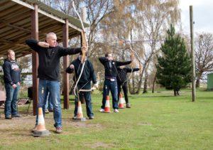 archery arrow