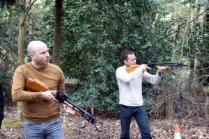 crossbows nottingham