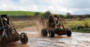 dirt buggy race