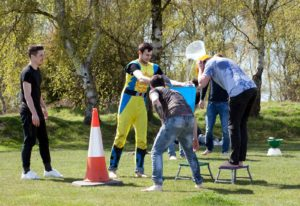 it's a knockout corporate events